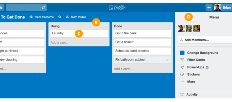 Trello Tutorial